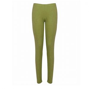 Cotton Trouser For Women Green