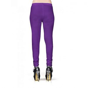 Cotton Trouser For Women Purple