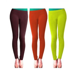 Bottom Rock Tights For Women Pack of 3
