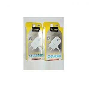 Login 2 in 1 Travel Charger for 8600 LT-01