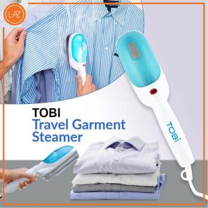 TOBI Steamer Portable Iron 2200+200 Delivery Charges