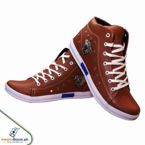 Stylish Brown Sneaker For Men