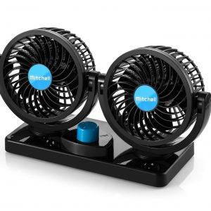 Car Dash Board Fan (12 v)