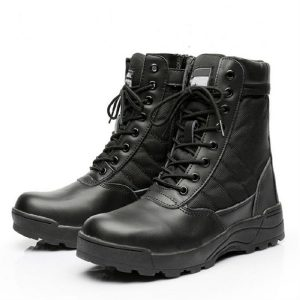Army High Ankle Boots for Men