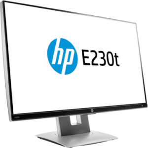 HP EliteDisplay E230t FHD IPS Touch Monitor (23″)