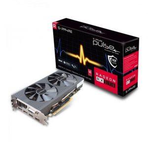 Sapphire Radeon PULSE RX 570 8GB – 256BIT GDDR5 Graphic Card (11266-36-20G)