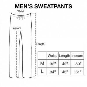 Pack of 3 – Men's Casual Sweatpants