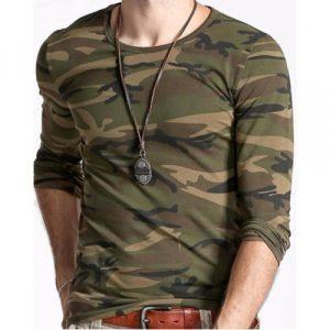 Men's Camouflage Running Suit