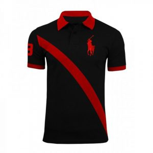 Bundle Of 3 RL Polo Embroidery T-Shirts