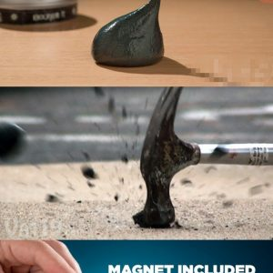 ThinkSlime™ Magnetic Hand Putty 1000+200 DELIVERY CHARGES