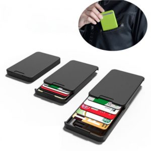 Pocket Sleek – Minimalist RFID Blocking Wallet