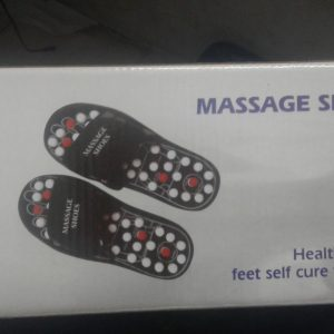 Massage Slippers | Reflexology Acupressure Foot Massage Slipper 1500+200 DELIVERY CHARGES
