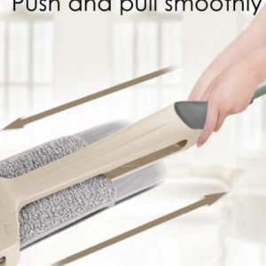 Self-Wringing Flipping Lazy Mop (switch n clean mop)