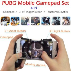 PUB-G Mobile Controller 1300+200 Delivery Charges