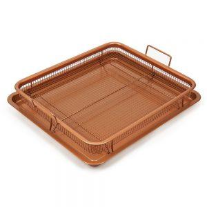 Copper Oven Air Crisper