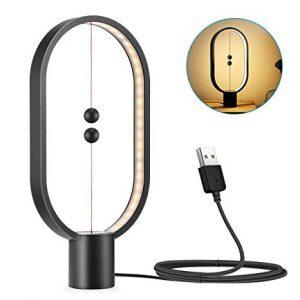 Balance Lamp (Black Color)