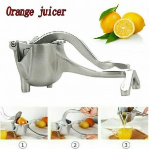 MANUAL JUICE SQUEEZER 2800+200 DELIVERY CHARGES