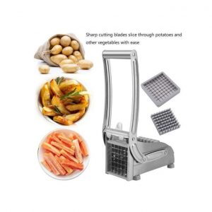 Stainless Steel Potato Chipper Price 2800+200 Delivery Charges